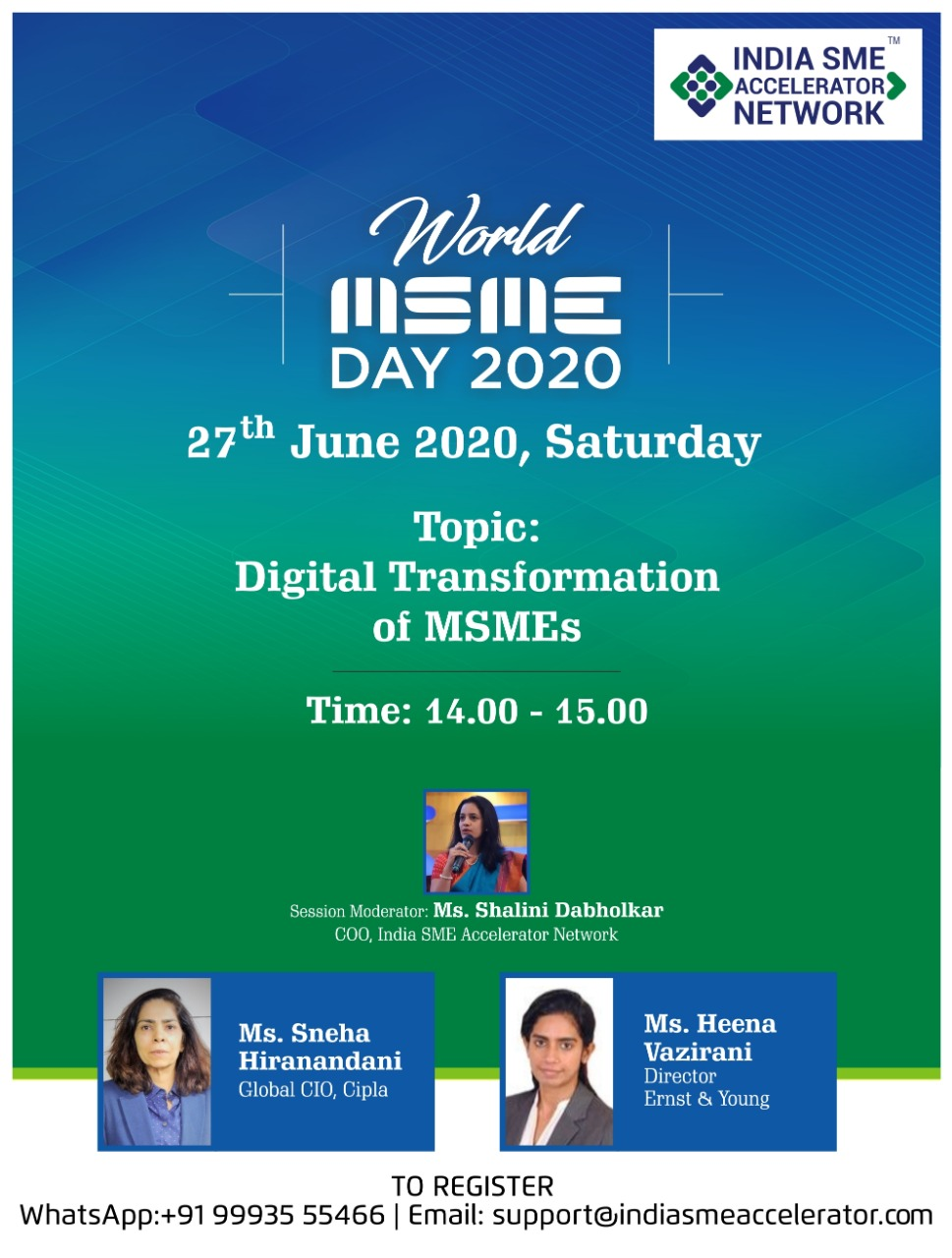 Digital Transformation Of MSMEs