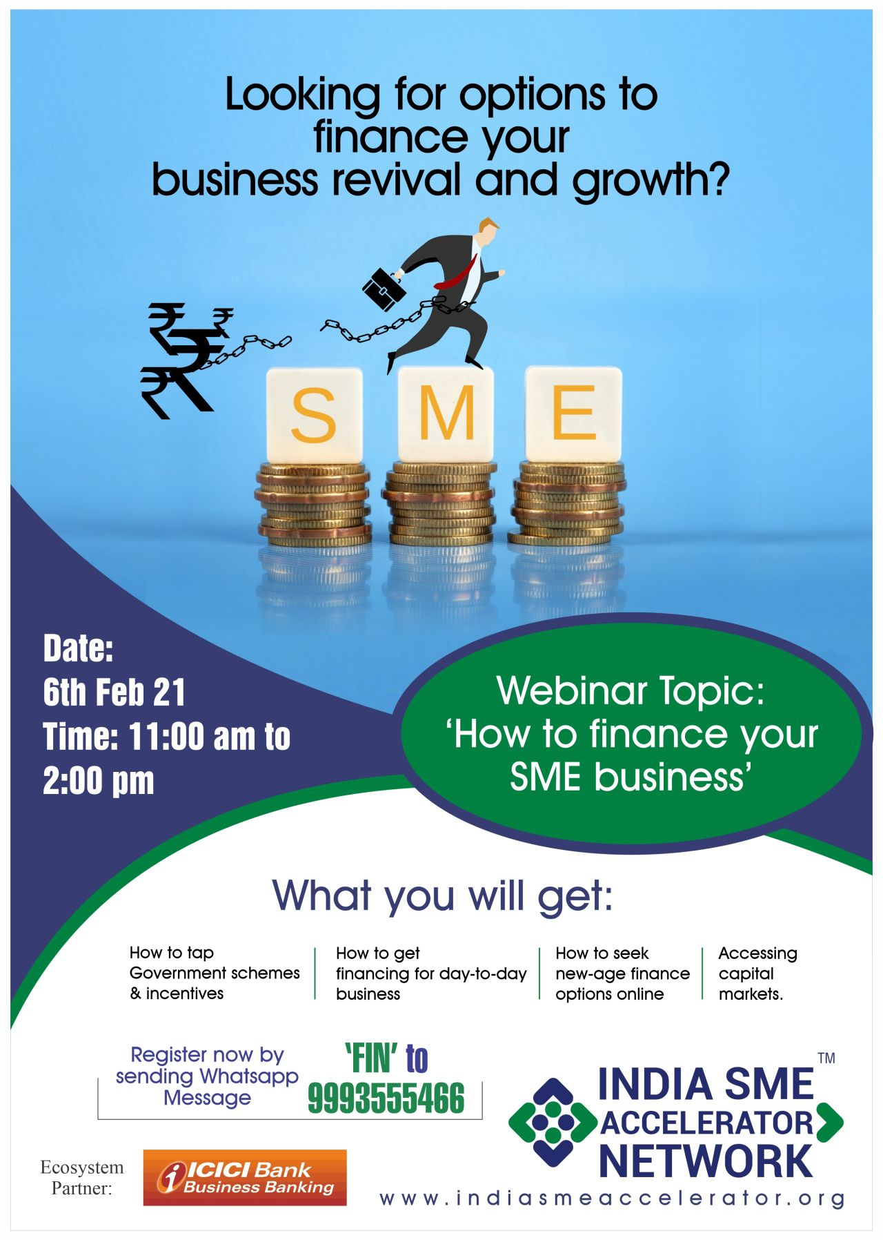 how to finance sme business