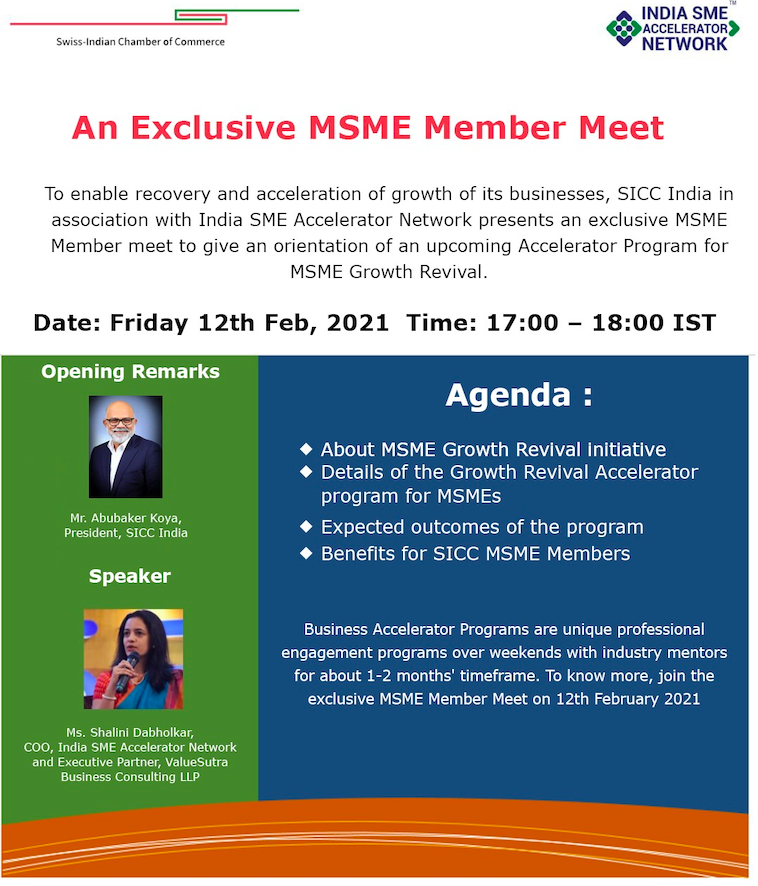 Swiss India Chamber of Commerce
