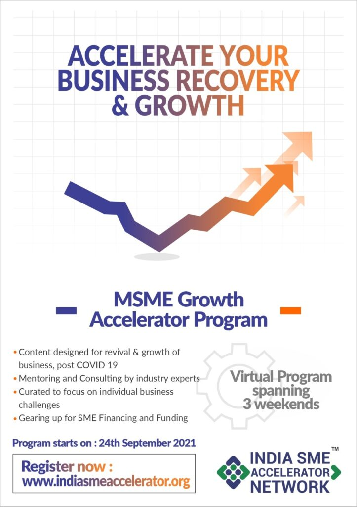 msme growth accelerator program